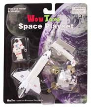 Space Shuttle Play set