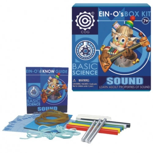EIN-O's Sound Box Kit