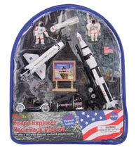 Apollo and Shuttle Space Backpack