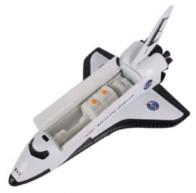Die Cast Space Shuttle