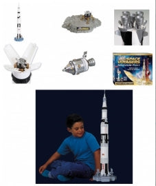 Ultimate Saturn V Rocket Play Set