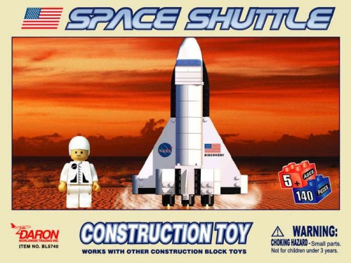 Space Shuttle Construction Kit