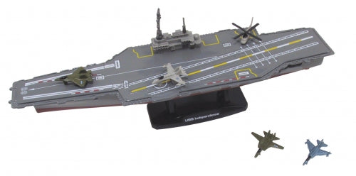 9 Aircraft Carrier with 5 Aircraft