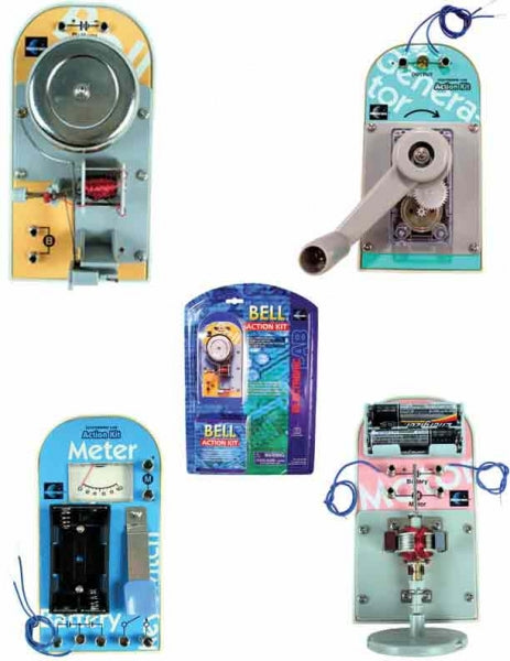 Electronic Action Kits Choose from 4