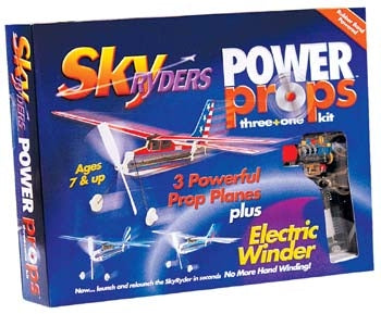 power prop gliders
