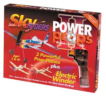 Power Prop gliders (series 2)