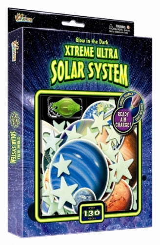 Glow in the Dark Extreme Ultra Solar System