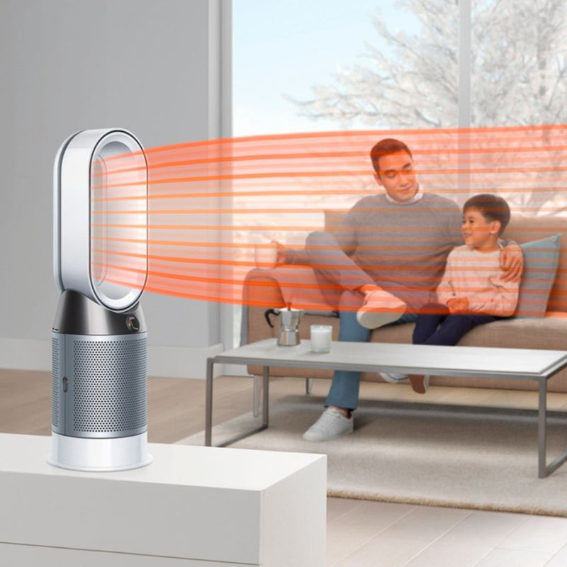 Dyson HP04 Pure Hot + Cool Air Purifier and Fan, Manufacturer Refurbished