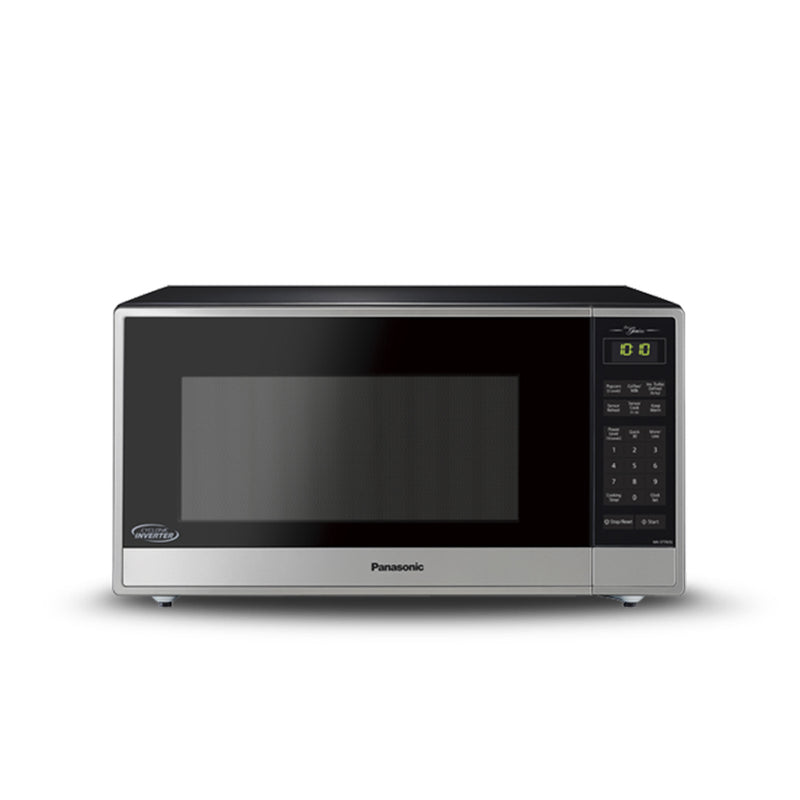 Panasonic NN-ST975S Countertop Microwave - 2.2 Cu. Ft. - Stainless Steel-Refurbished/90 days Warranty
