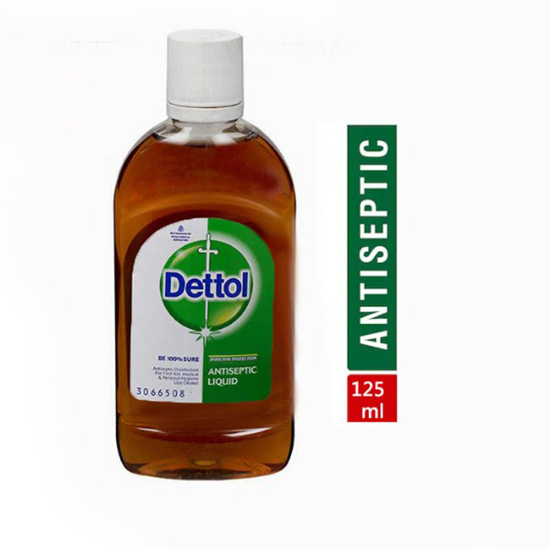 Dettol 125 ML AntiSeptic Liquid
