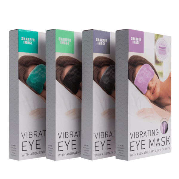 Vibrating Aromatherapy Eye Mask