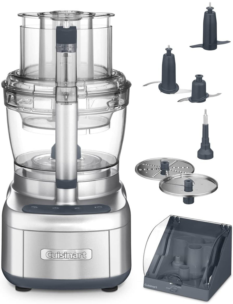 Cuisinart 13-Cup Food Processor-Manufacturer Refurbished/6 Months Warranty