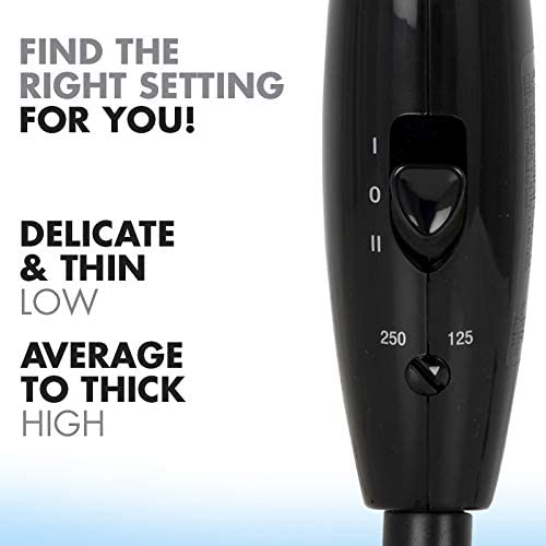 Conair 110-240V Travel Hair Dryer