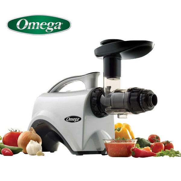 Omega Slow Juicer NC800HDS-Refurbished/90 days Warranty
