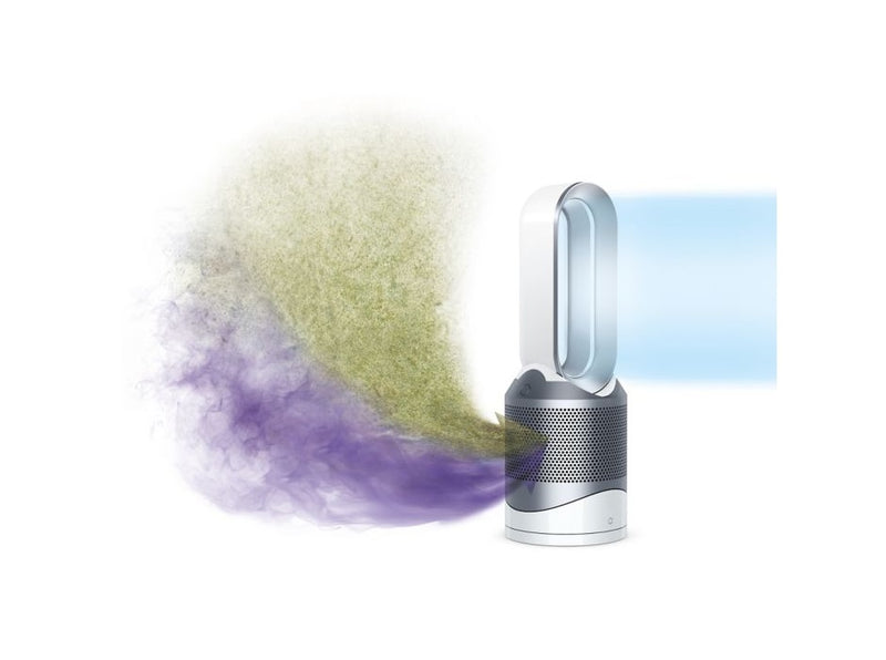 Dyson HP02 Hot + Cool, Air Purifier + Heater -Manufacturer Refurbished & 1 Year Warranty