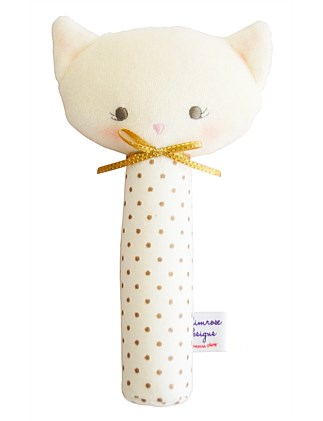 Cat Rattle Gold