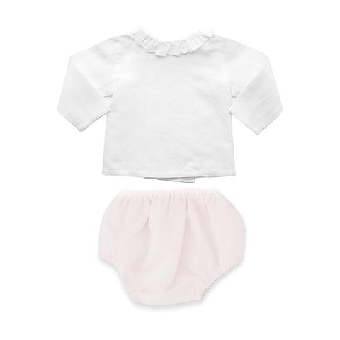 Gift Set Bloomers and Top