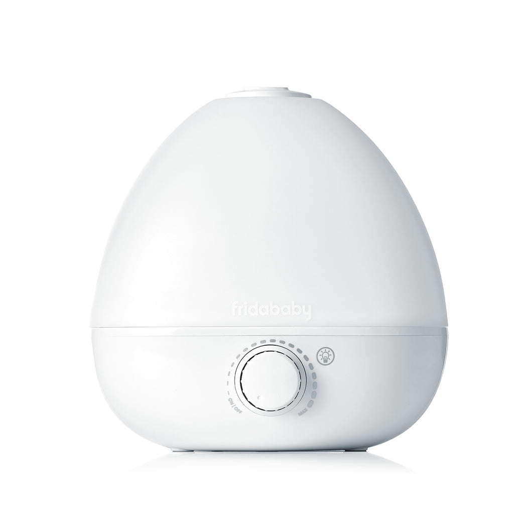 Breathe-Frida: Humidifier, Diffuser, Nightlight Three in One