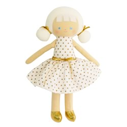 Aude Doll Gold