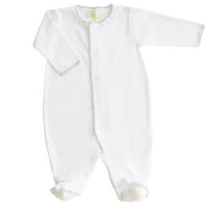Pixie Cotton Jersey Footies