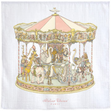 Atelier Swaddle 'Carousel'