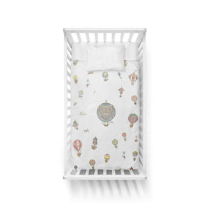 Atelier Duvet Cover'Hot Air Balloon'