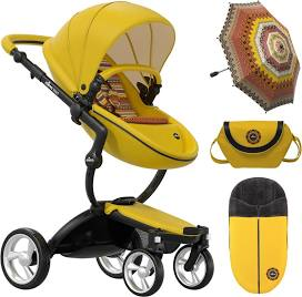 Mima Xari Special Edition Yellow Bundle