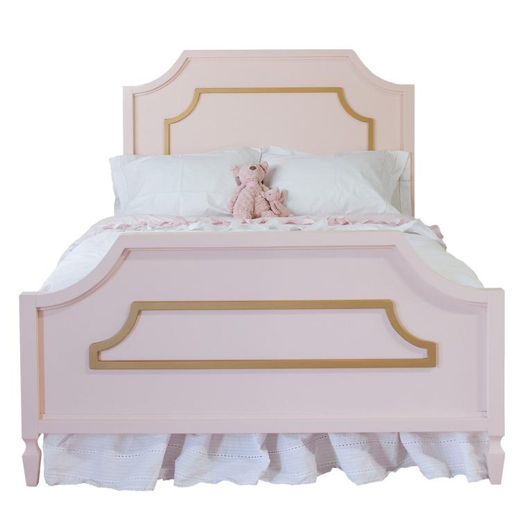 Beverly Bed with Panels