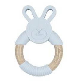 Wooden Bunny Teether