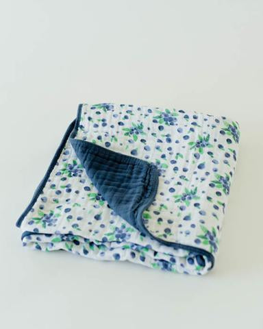 Quilt Blueberry