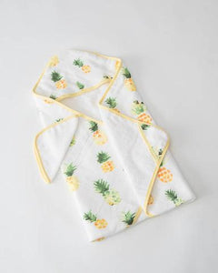 Hooded Towel set Pineapple