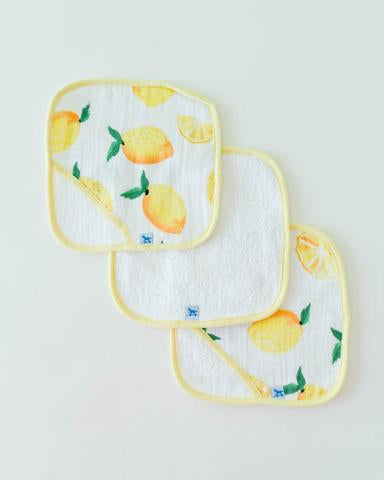 Lemon Washcloths