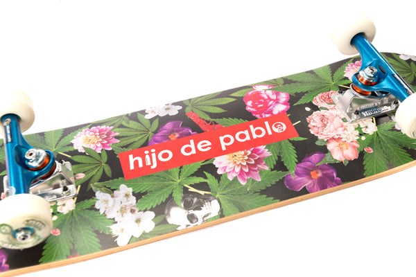High Hawaii Skateboard - Limited Edition