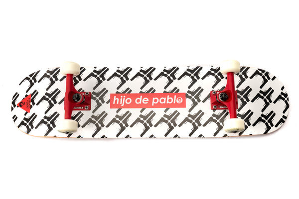 Pied de Pistola Skateboard - Limited Edition