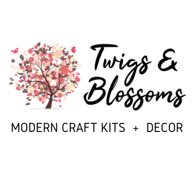 Twigs & Blossoms - Craft Studio