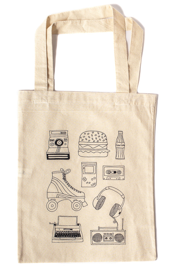 RETRO Tote Bag (without markers)