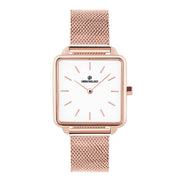 MADISON Mesh Rosegold