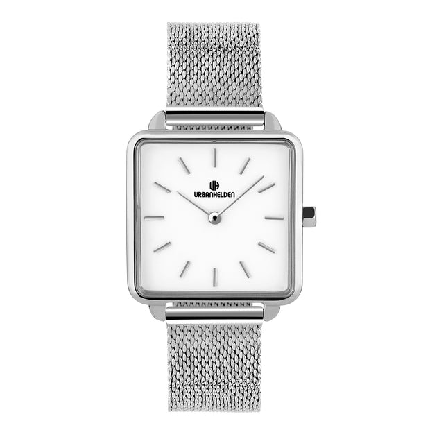MADISON Mesh Silber