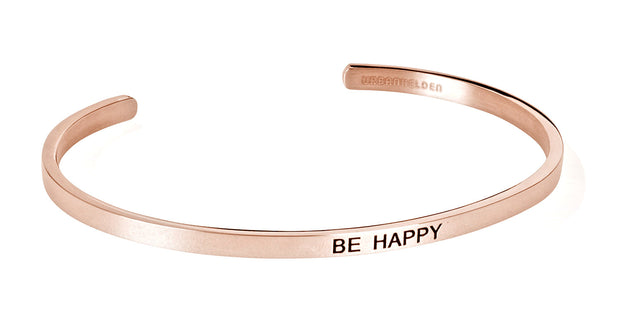 Be happy<br>Rosegold