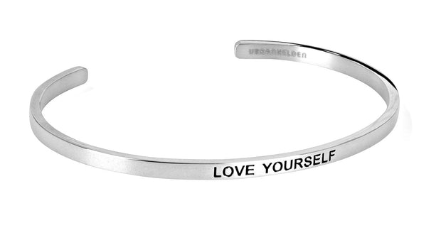 Love yourself<br>Silber