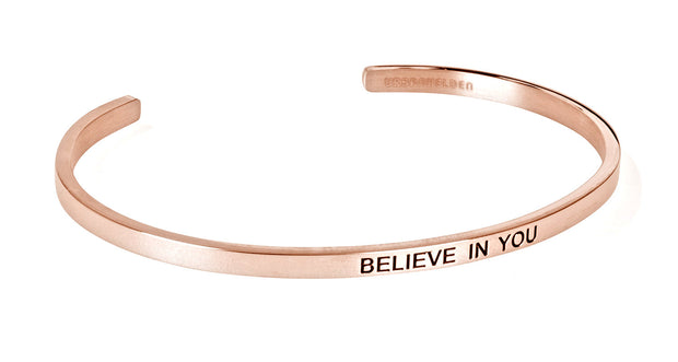 Believe in you<br>Rosegold