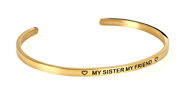 My sister my friend<br>Gold