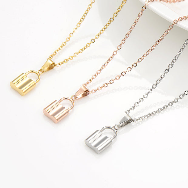 Promise Necklace Silber