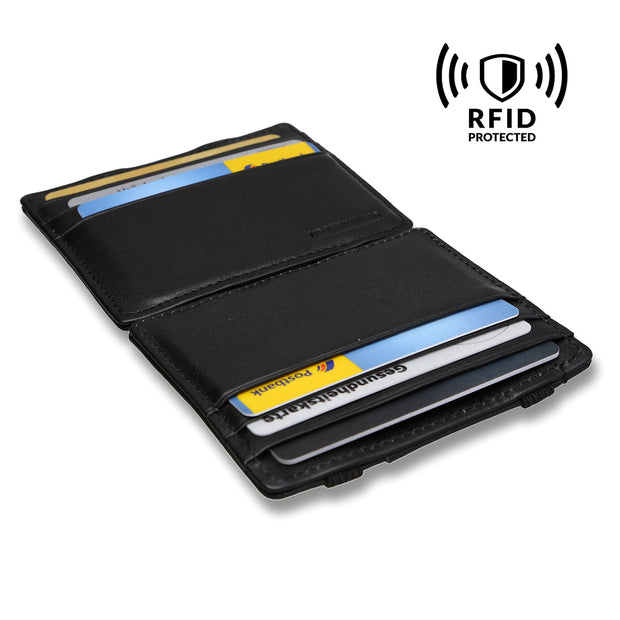 MAGIC WALLET BLACK