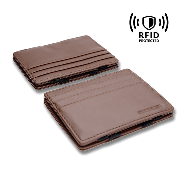 MAGIC WALLET DARKBROWN