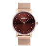 SUNSET Mocca Mesh Rosegold - URBANHELDEN - Be inspired !