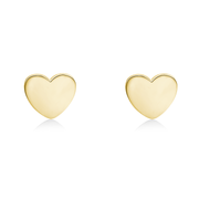 Ohrstecker Heart Gold