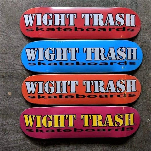 Wight Trash Skateboards