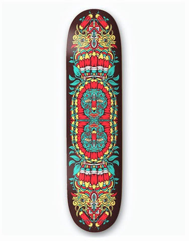 DRAWING BOARDS: 'Aztec' Deck