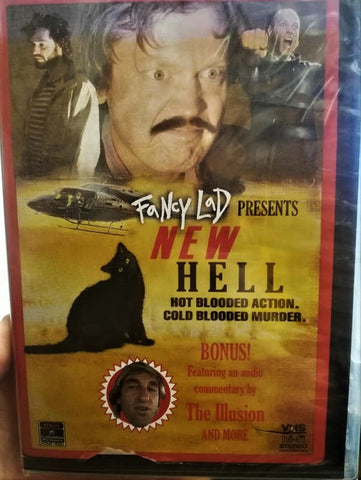DVD: Fancy Lad - NEW HELL